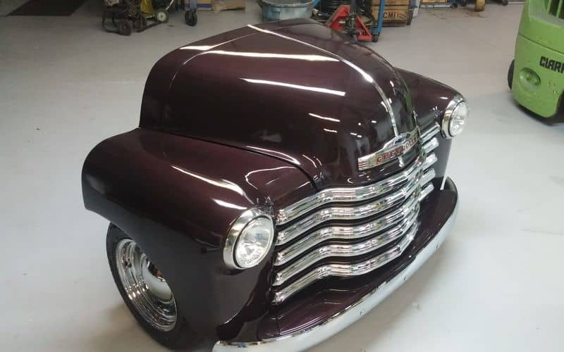 1950 Chevrolet 3100 All-Steel Toolbox