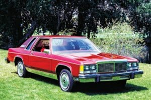 Late '70s Ford & Mercury ~ 1977 Ford Fairmont