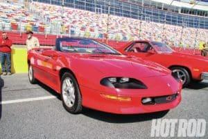 1993-2002 Camaro/Firebird ~ 1996 Chevy Z28 Camaro