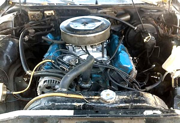 Dodge 440 in a Monaco