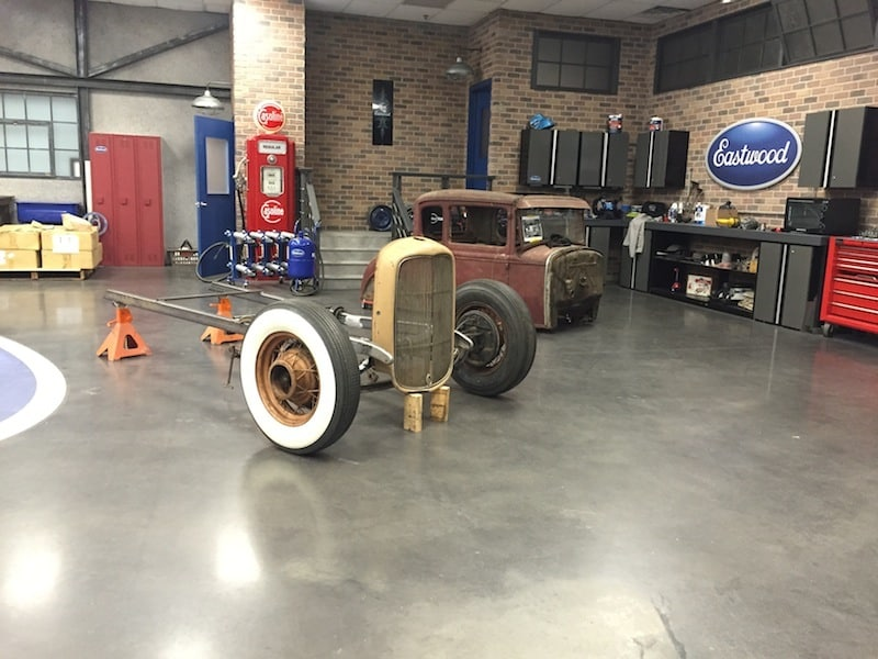How To Build a Model A Hot Rod Chassis 23