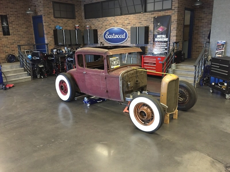 How To Build a Model A Hot Rod Chassis