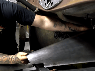 How to Build a Custom Transmission and Driveshaft Tunnel