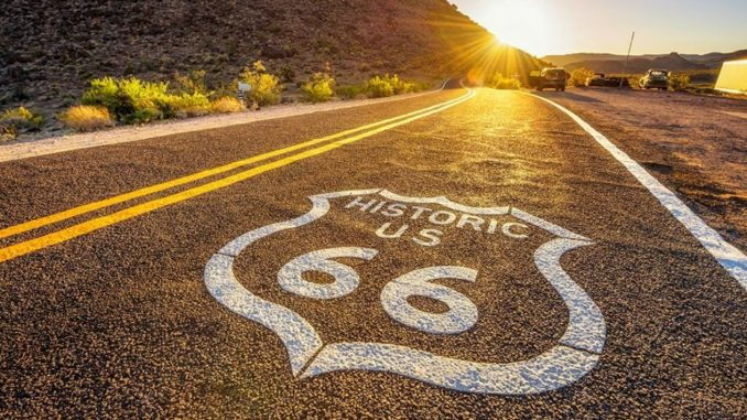 Route 66 Named to List of Endangered Historic Places