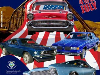 Sespe Creek Car and Cycle Show - Fillmore CA - July 4 2018