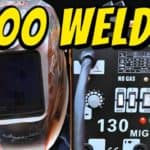 Testing The Cheapest MIG Welder On Amazon