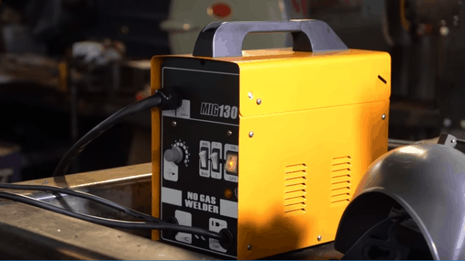 The Cheapest MIG Welder on Amazon
