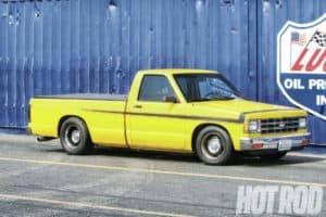 1982-1993 Chevy S-10