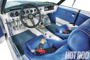 Custom Ford Interior