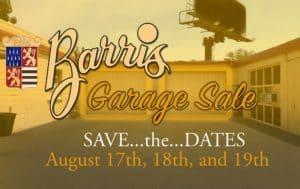 Barris Kustom Garage Sale @ Barris Kustom | Los Angeles | California | United States