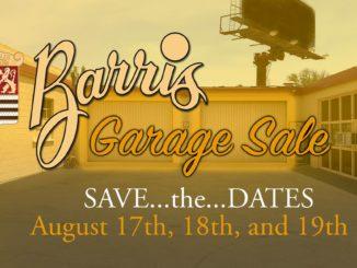 Barris Kustom Garage Sale