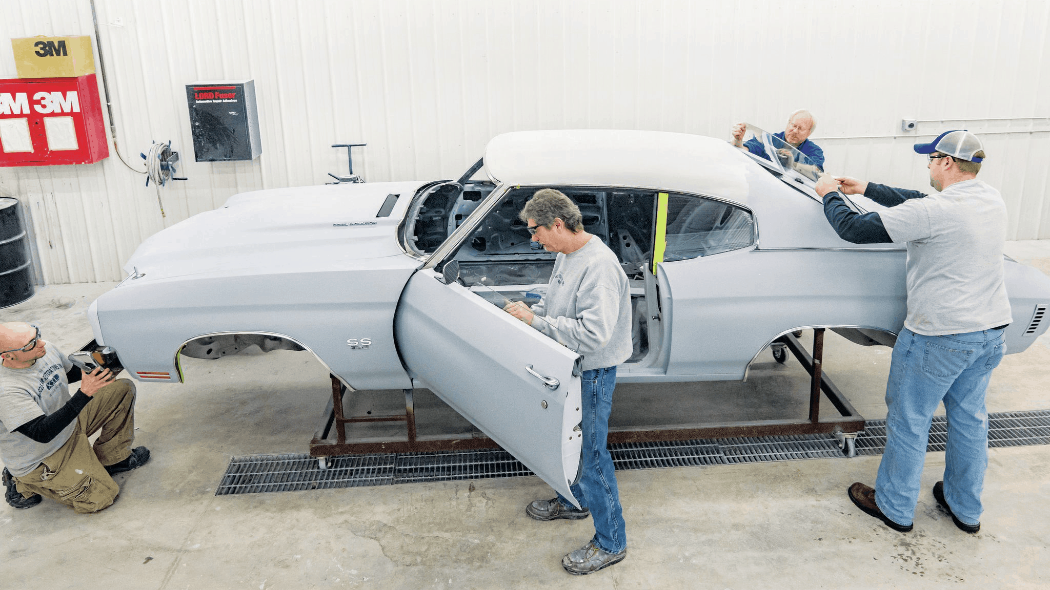 How To Align A Car >> How To Align Body Panels Roadkill Customs