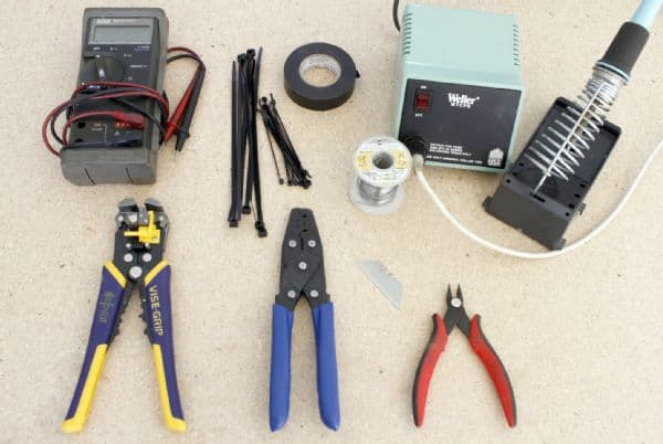 DIY LS Engine Harness Tools