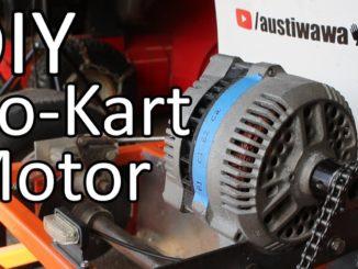 DIY Go Kart Motor