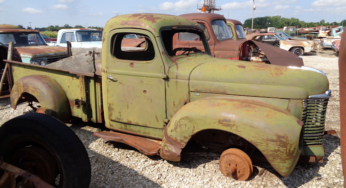Vintage Car & Truck Parts Archives ~ Roadkill Customs