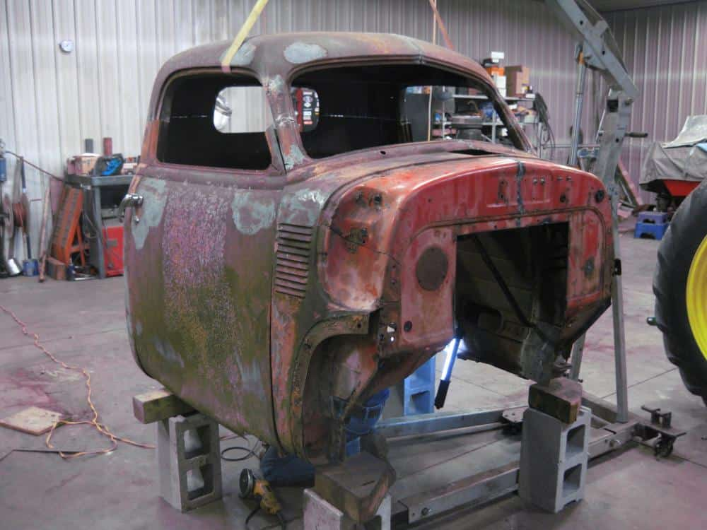 1947 Chevrolet 3800 Autocross Rat Rod Cab