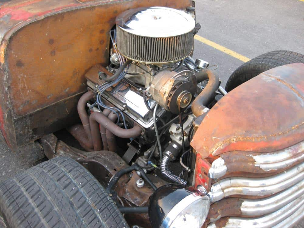 1947 Chevrolet Autocross Truck 305 Engine