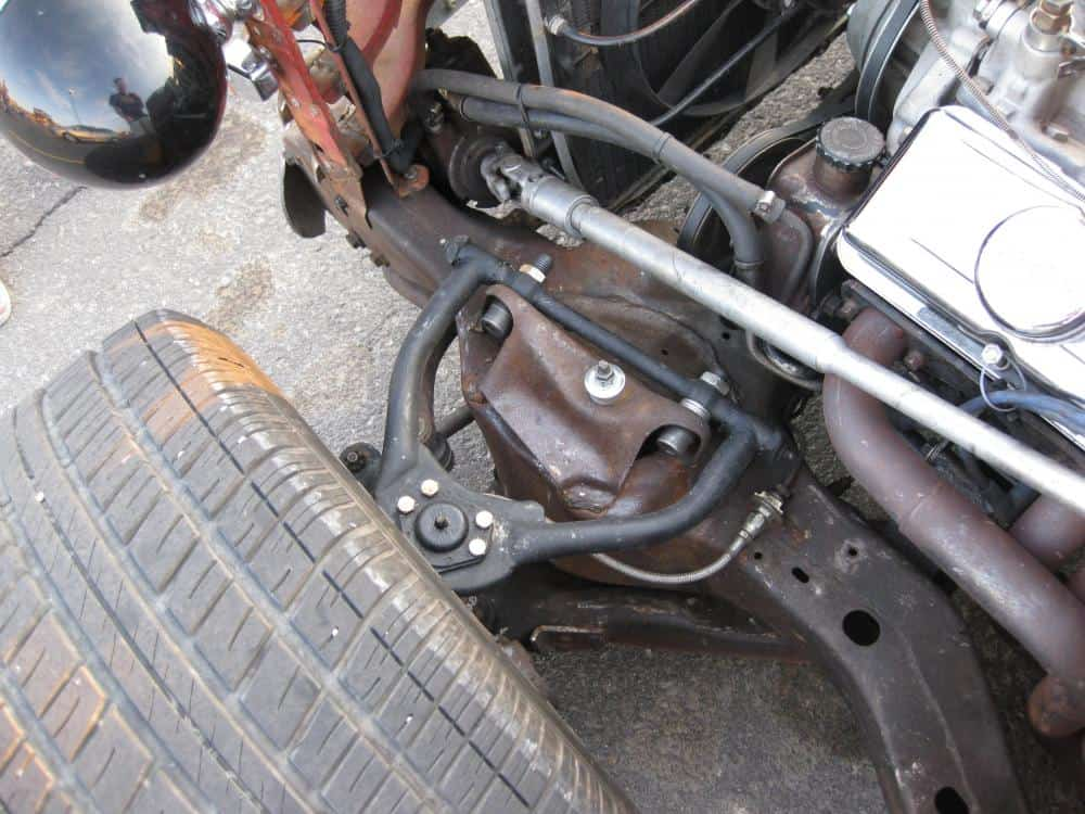 1947 Chevrolet Autocross Truck Front Suspension