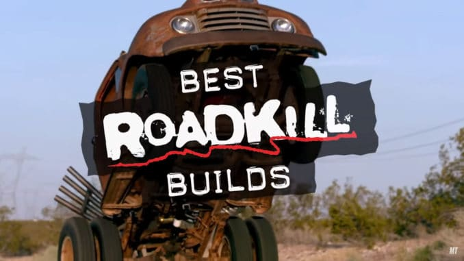 Best Roadkill Builds