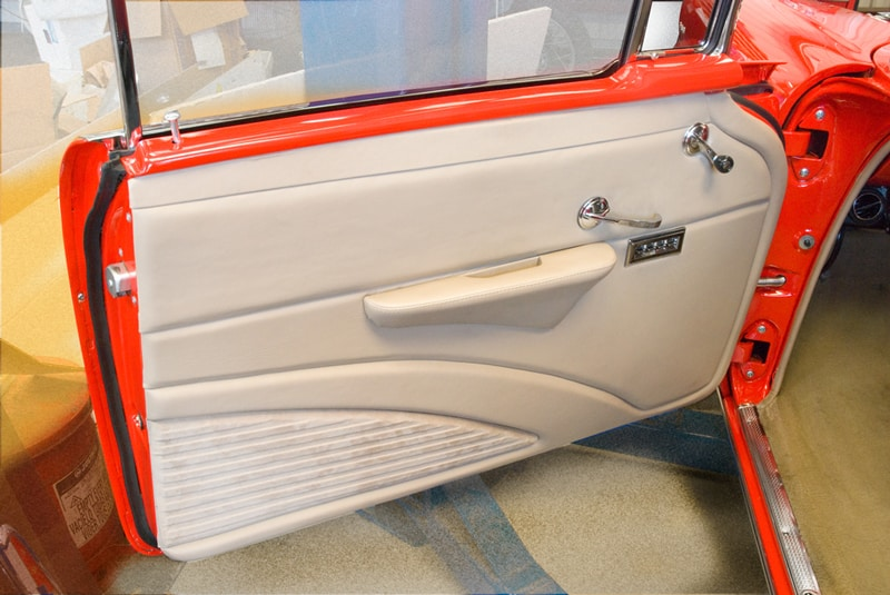 Interior And Upholstery Preparation For Hot Rods And