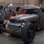 Homebuilt 1949 Ford Turbo Diesel Dually Hot Rod