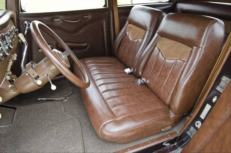 Hot Rod Interior Seats