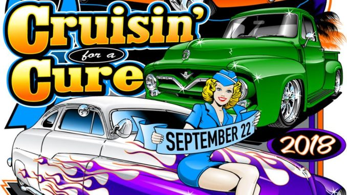 Cruisin' for a Cure 2018