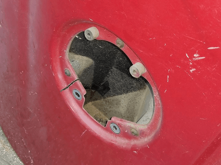 Fuel Filler Donor