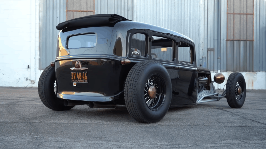 1933 Plymouth Hot Rod