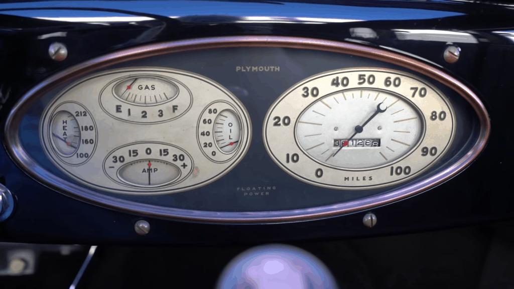 1933 Plymouth Hot Rod