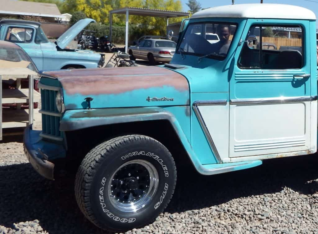 1946-1964 Willys Jeep Pickup Truck