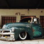 1955 Chevy 3100 5-Window