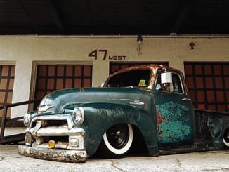 1955 Chevy 3100 5-Window