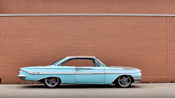 1961 Chevrolet Impala Chassis and Engine Upgrade Feature