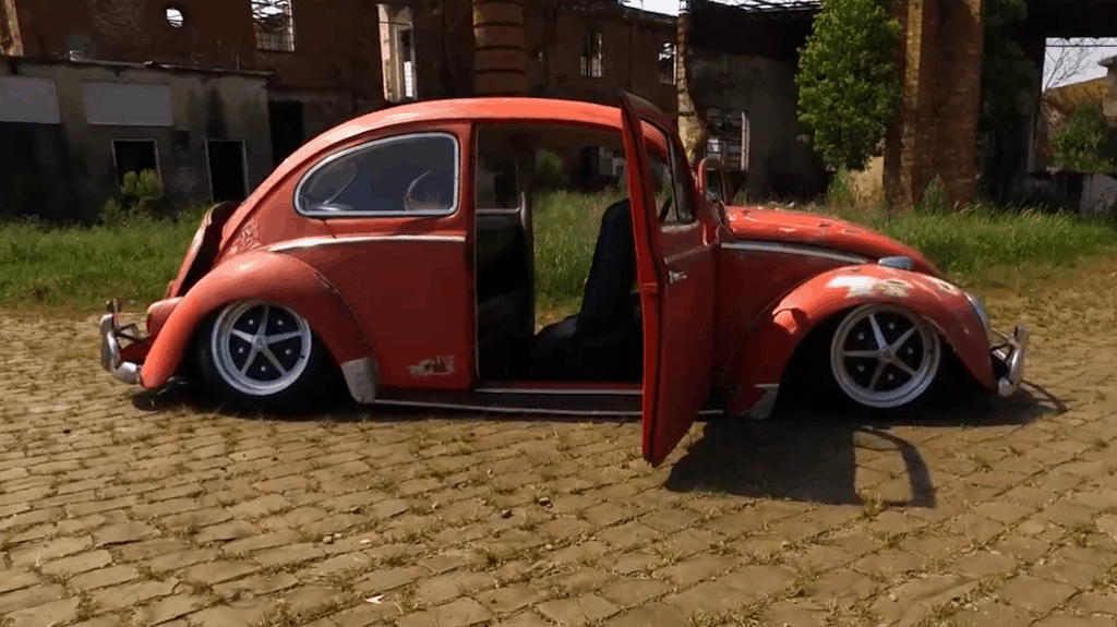 Murilo Dutra's Bagged '64 Beetle ~ Profile