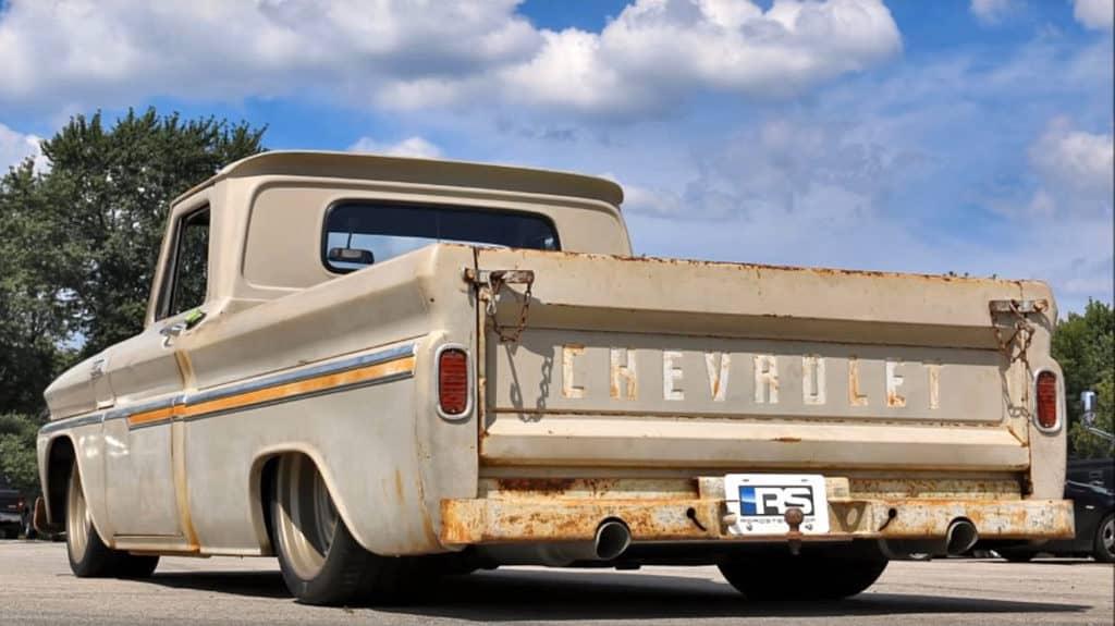 1965 Chevy C10 Restomod