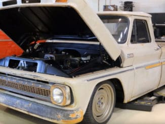 1965 Chevy C10 Restomod Build