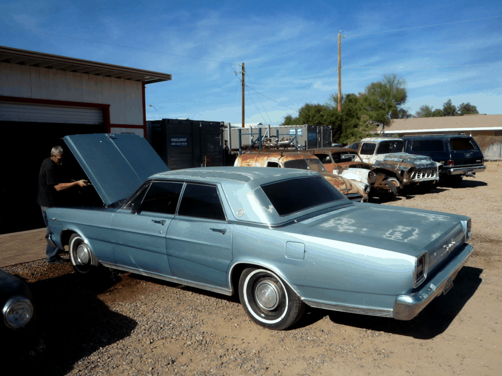 1966 Ford Galaxie 500 LTD