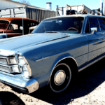 1966 Ford Galaxie 500 LTD Survivor