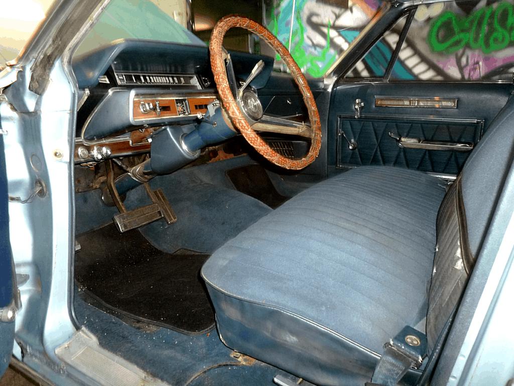 1966 Ford Galaxie 500 LTD Interior