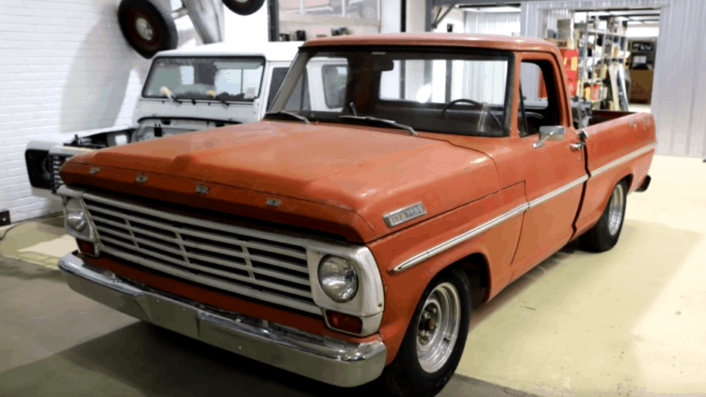 1967 Ford F100 Cobra Build Project ~ Before