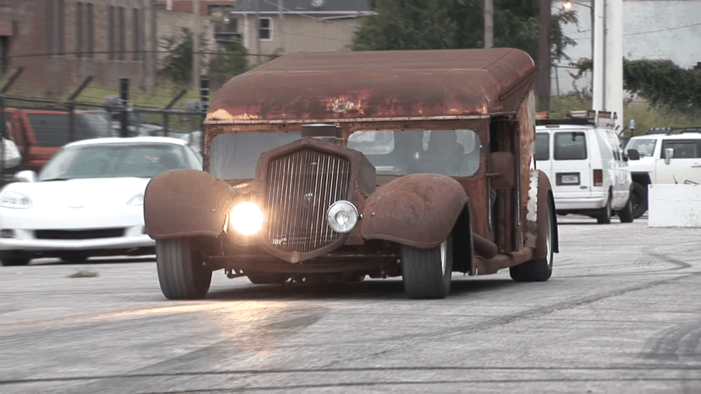 1940s Dodge Milk Truck Rat Rod