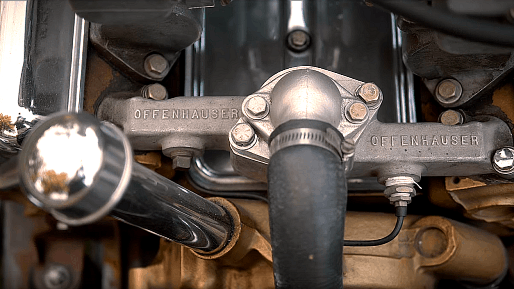 Bad News ~ 1927 Ford Model T Coupe Engine