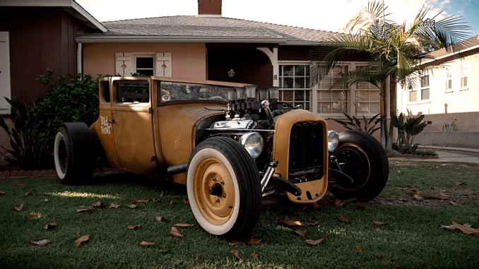Bad News ~ 1927 Ford Model T Coupe
