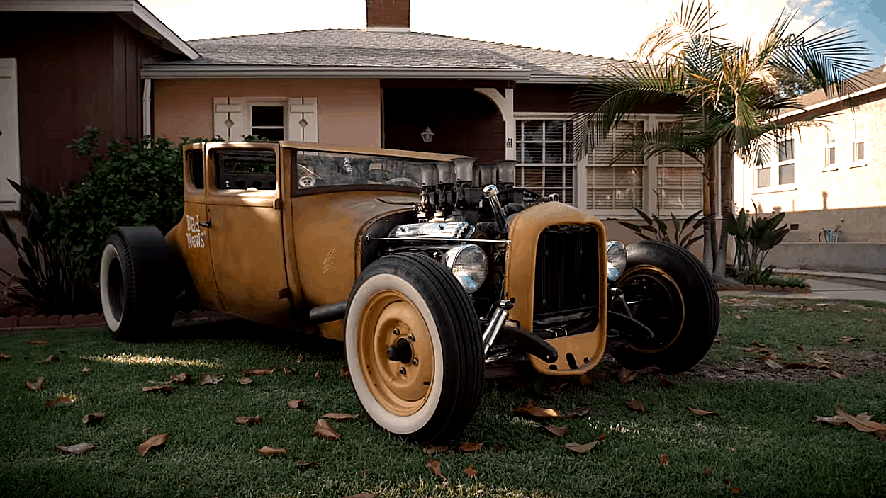 Bad News 1927 Ford Model T Coupe