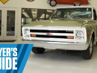 Chevrolet C10 Pickup Buyers Guide