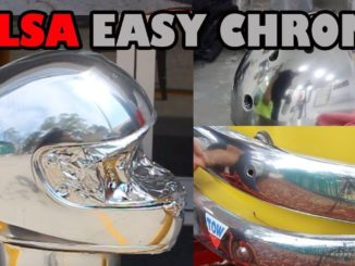 Easy Chrome ~ Brush or Spray-On Chrome Alternative
