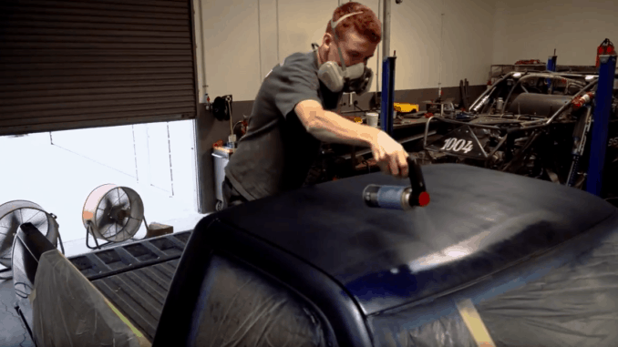 How To Fix Flaking Clear Coat and Paint with a Rattle Can Kit