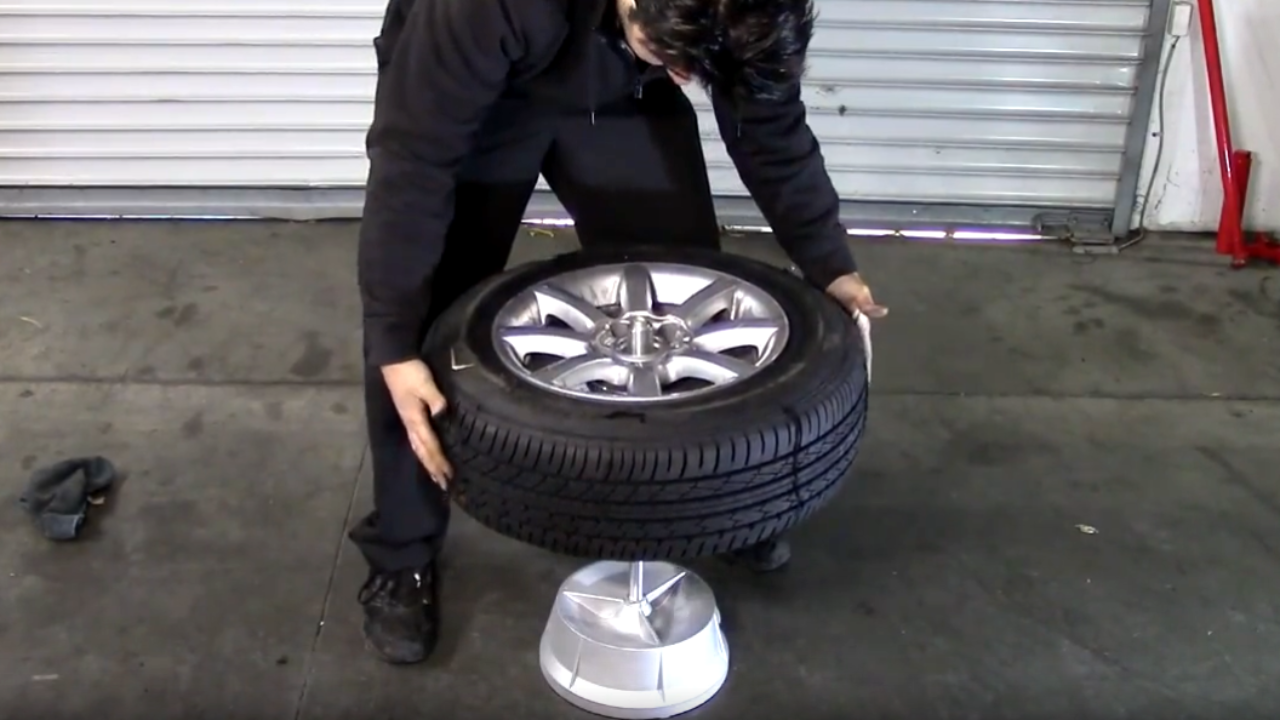 How to Balance Tires Yourself at Home