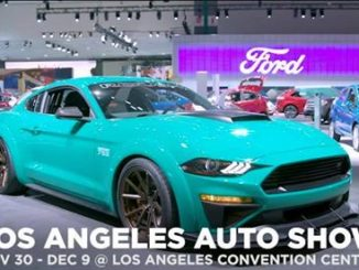 Los Angeles Auto Show Information 2018